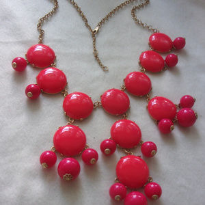 Jewelry - Cherry Bomb statement necklace with all the beads